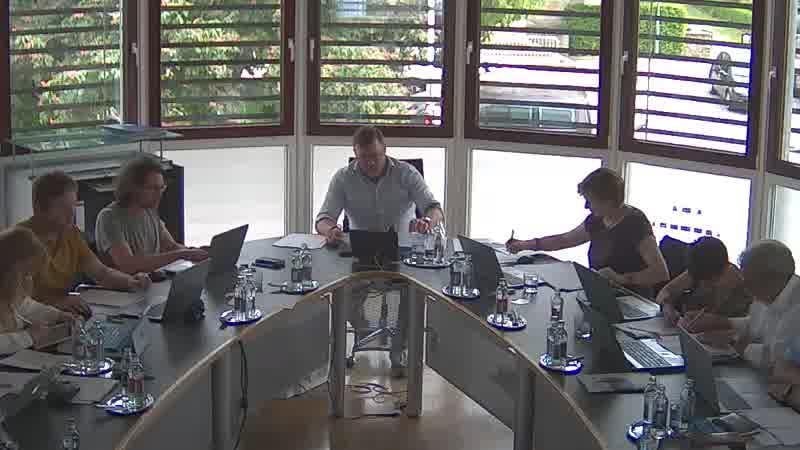 Questions orales des conseillers