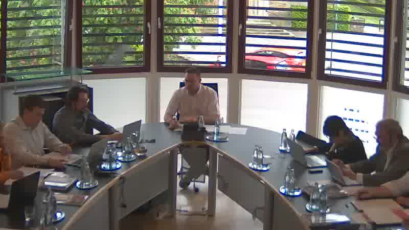 4.2. Compte administratif de l'exercice 2011 - Approbation provisoire