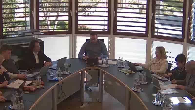 19.0. Personnel administratif : démission d'un fonctionnaire (séance secrète)