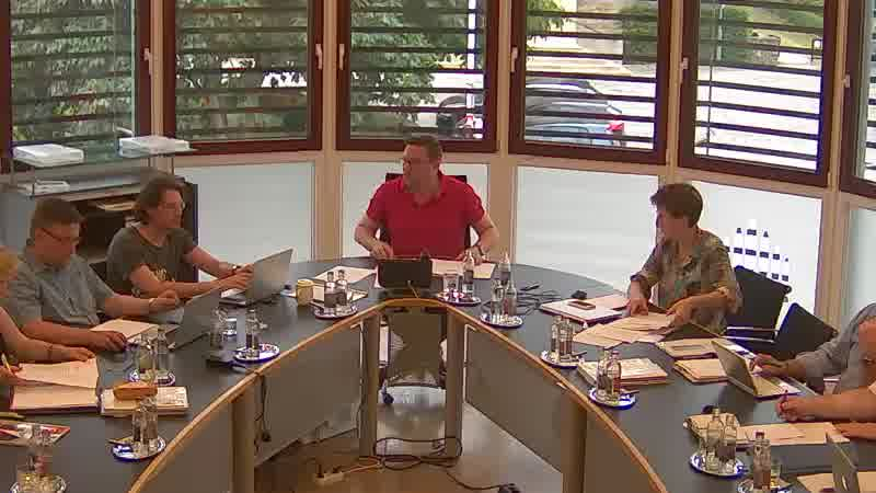 7.0. Questions orales des conseillers