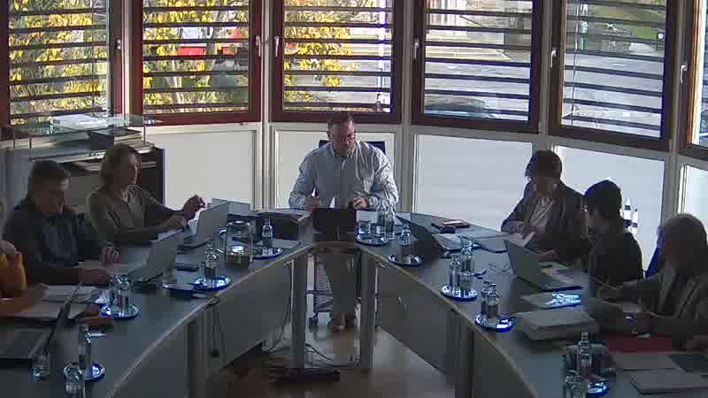 8.0. Projet d'aménagement général - Saisine du conseil communal