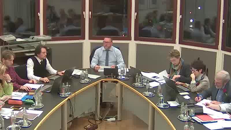 6.0 Commissions consultatives communales : Création pour la période 2018-2023