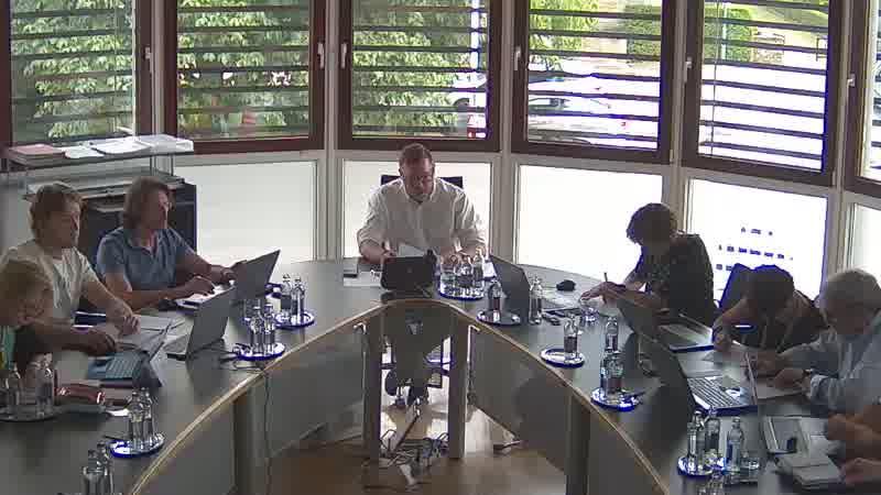 10.0 Questions orales des conseillers