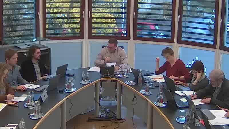 7.0 Questions orales des conseillers