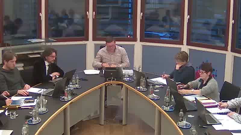 10.0 Questions orales des conseillers - Partie 1